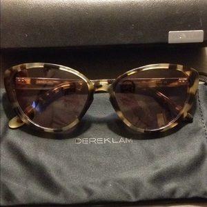 Derek Lam Phoenix Cat Eye Sunglasses